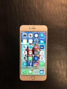 iPhone 6 Plus Silver 16GB (unlocked) in brand new condition.