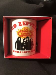 Tasse groupe Led zeppelin