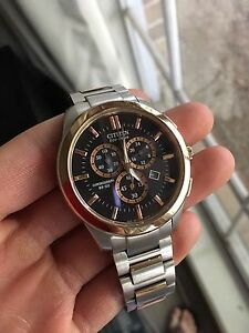 Citizen Eco Drive chronograph (QUICK SALE) Beecroft Hornsby Area Preview