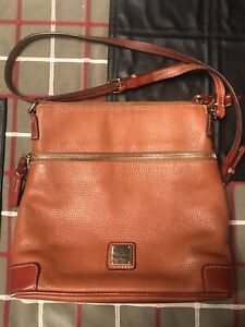 Large Dooney & Bourke Leather Crossbody