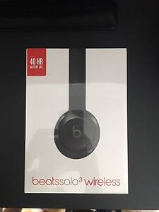 Beats Solo3 Wireless NEUF SCELLÉ