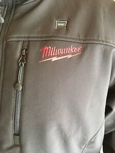 Milwaukee heated jacket.