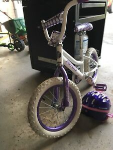 "Girls 14""  Bike"