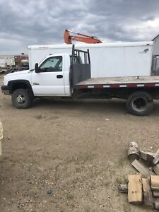 2006 Chevrolet 3500 dually