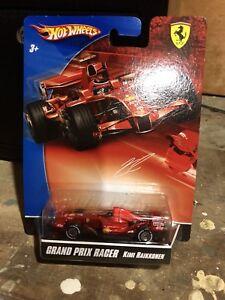 Hotwheels Ferrari Kimi Raikkonen