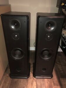 PSB Stratus gold TODL speakers!