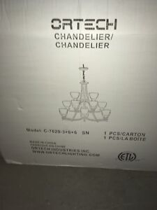 Deal price for various types of Chandeliers