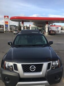 2015 Nissan XTerra S with low km (48k only)