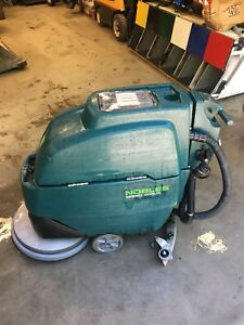 Nobles Speed Scrub 20 inch floor cleaner autoscrubber Clarke