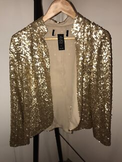 Sequin women's jacket size 8