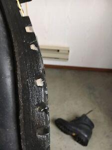 Boulet work boot