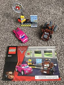 Lego Disney Cars 2 Sets