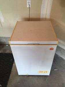 Small freezer.  *****tentatively sold