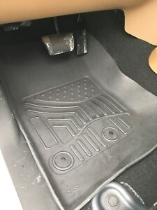 Custom Fit 3D Floor Mats Audi Q5, BMW X3