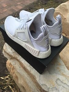 Vintage White Adidas NMD XR1 Surfers Paradise Gold Coast City Preview