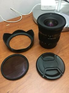 Sony 11-18mm A-mount Lens