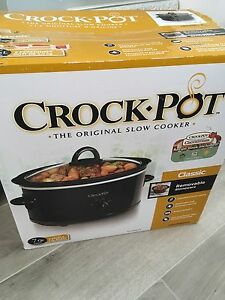 Crock pot never used