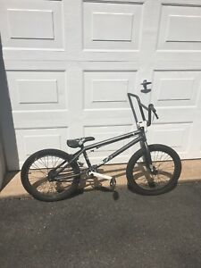 Bmx bike street or dirt