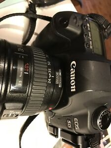 Canon 24-105mm F4 L IS, Excellent Condition