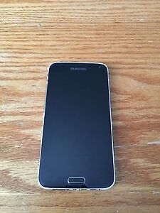 Samsung S5 galaxy with case