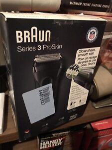 Rasoir électrique Braun série 3
