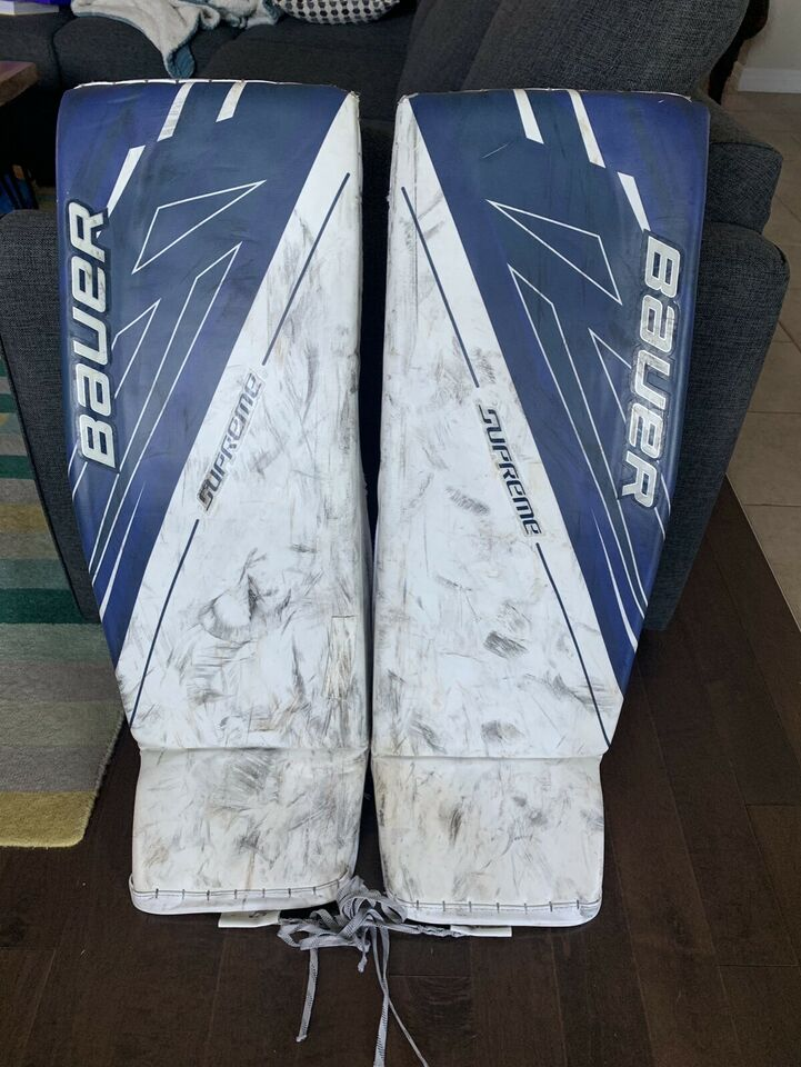 Bauer 1S Large Goalie Pro Return goalie pads