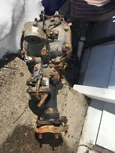 1995 Toyota Front Diff.