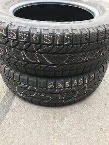225/65R17 winter tires (2)