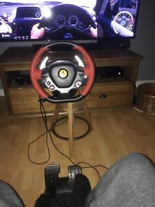 Volant de course Thrustmaster Xbox One