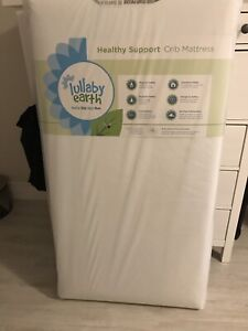 Brand new lullaby earth healthy support crib mattress