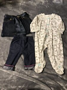 Baby girl 6-9 month lot, $5!