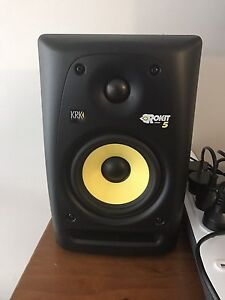 KRK Rokit 5 inch Studio Monitors Frenchs Forest Warringah Area Preview