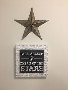 MOVING- Star & Print