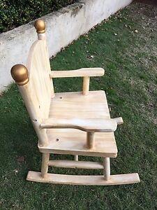 Child's rocking chair Grange Charles Sturt Area Preview