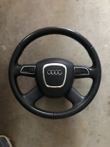 2009-2012 audi a4 steering wheel with airbag.