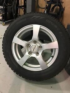 TOYO tires with wheels , Winter set - NEGOTIABLE