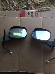 2nd Gen Dodge Mirrors