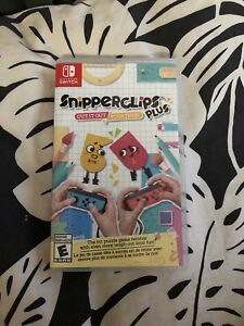Snipperclips for Nintendo Switch