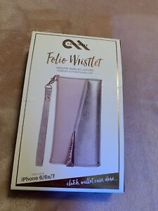 Casemate Wristlet - iPhone case 6-7-8
