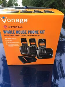 Vonage Digital Home Phoner Package!!