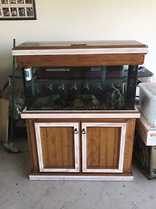 Complete 3ft tank with stand and hood Crace Gungahlin Area Preview