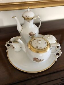 Royal Copenhagen Tea & Coffee set