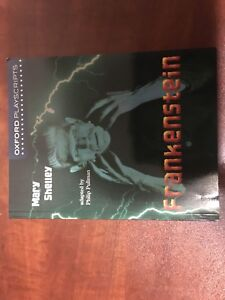 Frankenstein Oxford Playscripts -Good as new