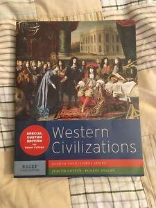 Western civilizations textbook