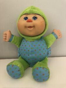 Poupée Bout'chou Tortue Cabbage Patch Kids Cuties Turtle 9''