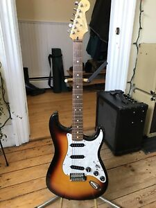 Fender Stratocaster part guitar (custom made)
