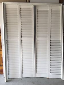Excellent Condition - California shutters