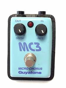 Guyatone MC3, Micro Chorus, Made In Japan, 1980's --FREE POST-- Brisbane City Brisbane North West Preview