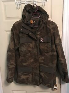 Browning Women's Wool Parka