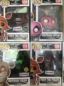 Five nights at Freddy's pop vinyl Tallai Gold Coast City Preview
